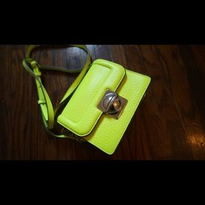 Marc by Marc Jacobs Small Neon Cross-Body Bag